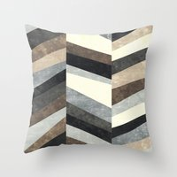 Upward 2 Throw Pillow
