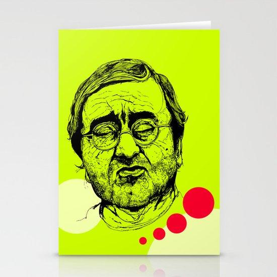 Lucio Dalla Stationery Card