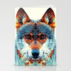 Wolf - Animal Stationery Cards