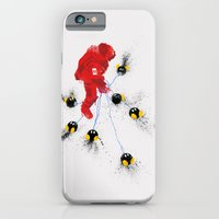 Mario's Hurt Locker iPhone 6 Slim Case