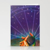 Enigma Concert Stationery Cards