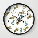 Tigras Wall Clock