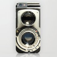 Vintage Camera iPhone 6 Slim Case