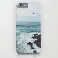 Sea Blue iPhone 6 Slim Case