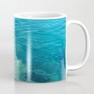 Beau Aqua Mug