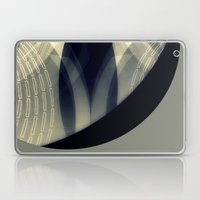 The Moon Is Almost Full … Laptop & iPad Skin