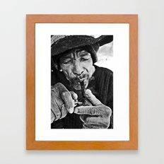 Silva Framed Art Print