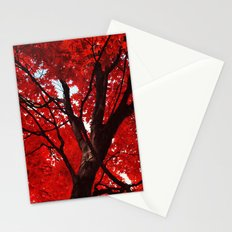 Red Canopy Stationery Cards