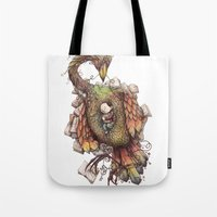 A Safe Place Tote Bag