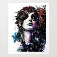 Domino Art Print