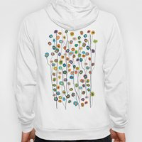 Night Garden Hoody