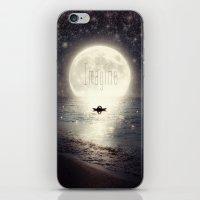 Imagine - Second Date  iPhone & iPod Skin