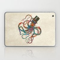 Mr Octopus Laptop & iPad Skin