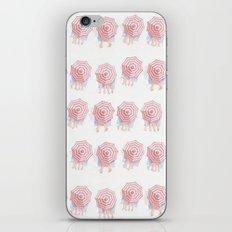 Costa del Amor iPhone & iPod Skin
