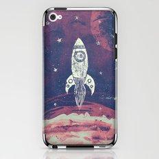 Space Adventure iPhone & iPod Skin