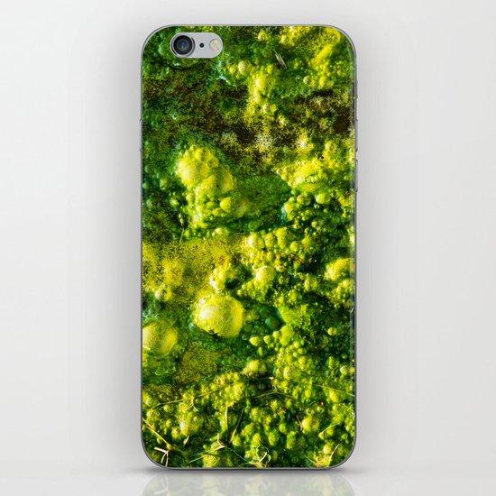 The Green Goo iPhone & iPod Skin