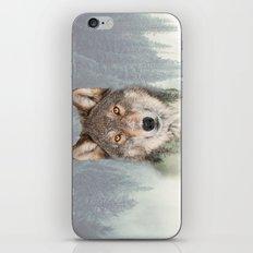 The Watchman iPhone & iPod Skin