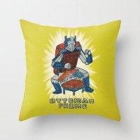 Ottoman Prime Throw Pillow