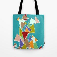 Triads Triads Triads Tote Bag