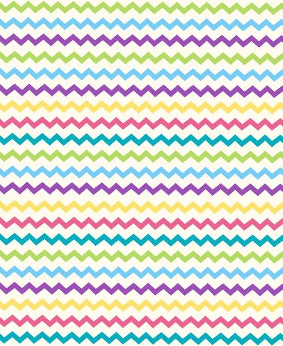 Girly Abstract Pattern (1) Art Print