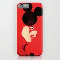 Deconstructing Mickey iPhone 6 Slim Case