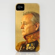 Bill Murray - Replacefac… iPhone (4, 4s) Slim Case
