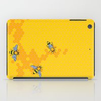 HoneyBees 1 iPad Case