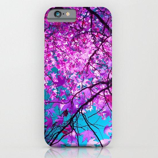 violet tree IV iPhone & iPod Case