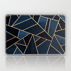 Navy Stone Laptop & iPad Skin
