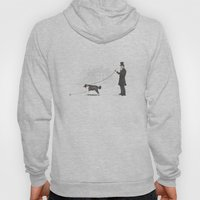 Walking the Dog  Hoody