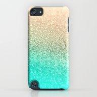 iPhone & iPod Case featuring GOLD AQUA by Monika Strigel