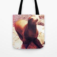 Seal Isn't a Man Tote Bag