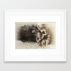 After Life Framed Art Print