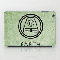 Avatar Last Airbender El… iPad Case