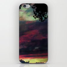 Thick as the Day's End iPhone & iPod Skin