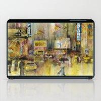 Broadway,  New York iPad Case