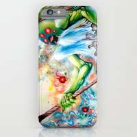 iPhone & iPod Case featuring Architect of Prehysterical Myth by Skinner