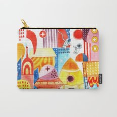 City in Space Carry-All Pouch