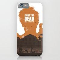 The Walking Dead Prison Walkers iPhone 6 Slim Case