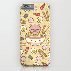 Pig-Chan Ramen Soak iPhone 6 Slim Case