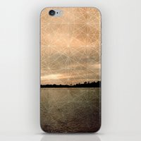 Lingering By The Sea iPhone & iPod Skin