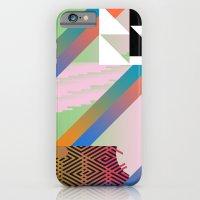 Clrfl Spill iPhone 6 Slim Case