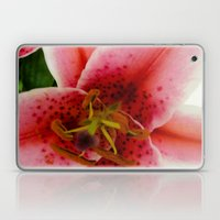 A Lily Of The Valley Laptop & iPad Skin