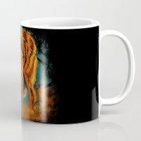 Fire And Ice Mug
