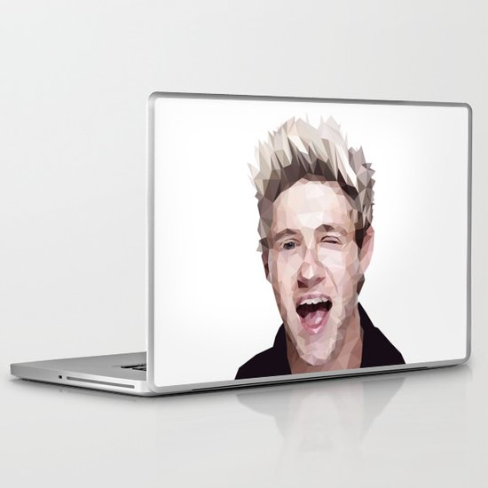Niall Horan - One Direction Laptop & iPad Skin