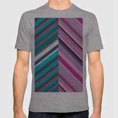 Pheonix Rising Mens Fitted Tee Athletic Grey SMALL