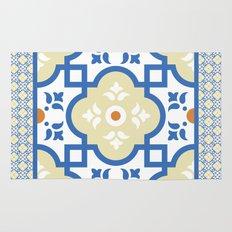 Floor Tile 1 Rug