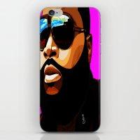 Rozay iPhone & iPod Skin