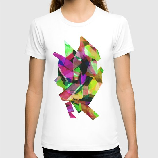 Geometric Puzzel T-shirt