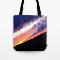 Swedish midsummer sky Tote Bag
